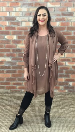 TARA DRESS AND JACKET
