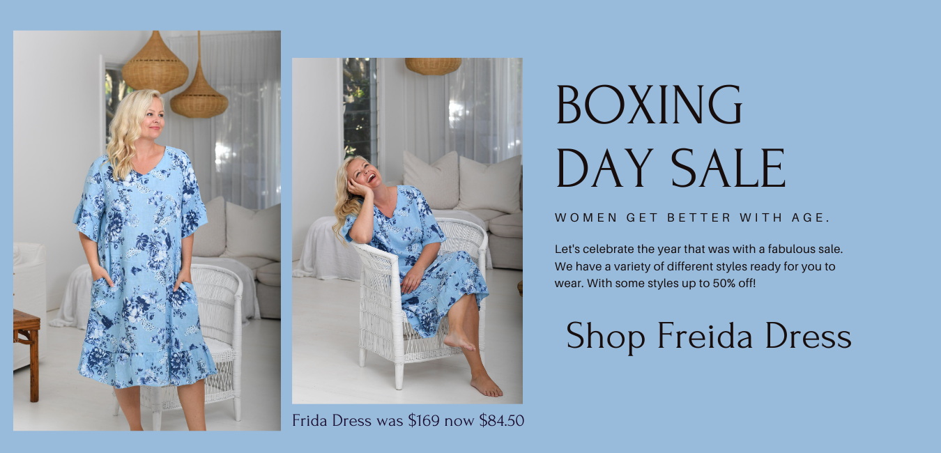 BOXING DAY SALE WEBSITE BANNERS