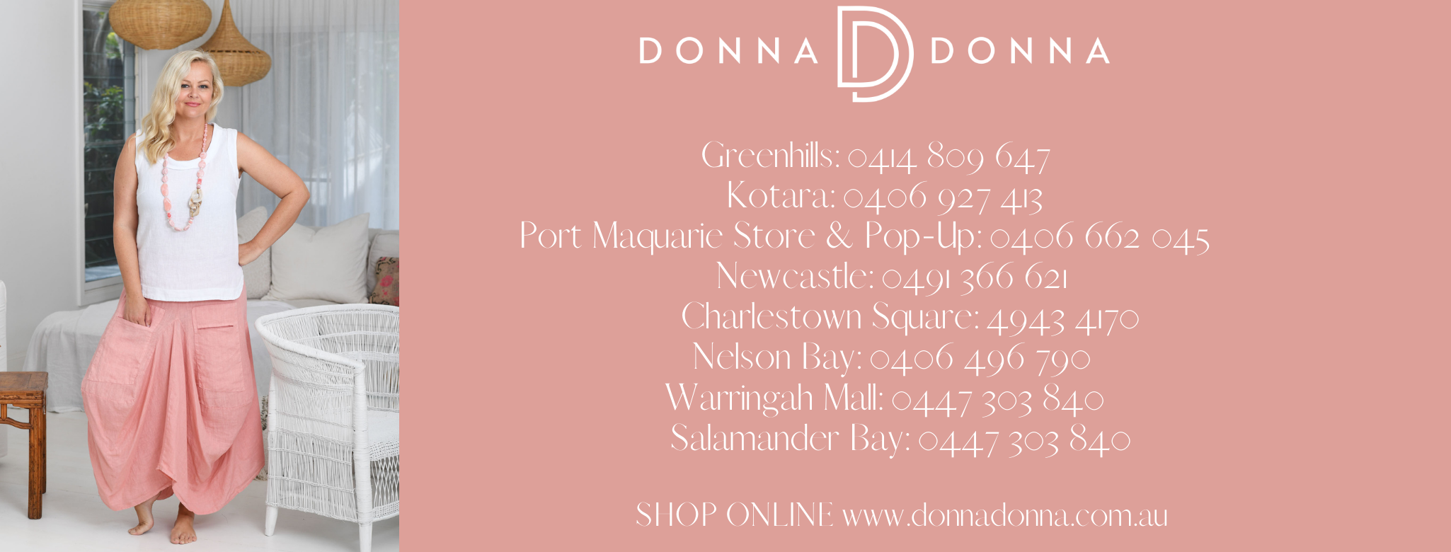 Store Phone Numbers